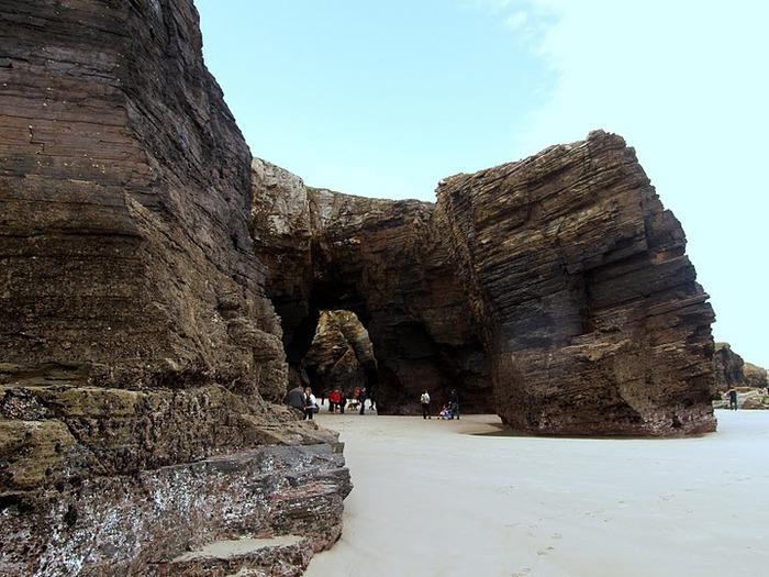 Playa de las catedrales 71730