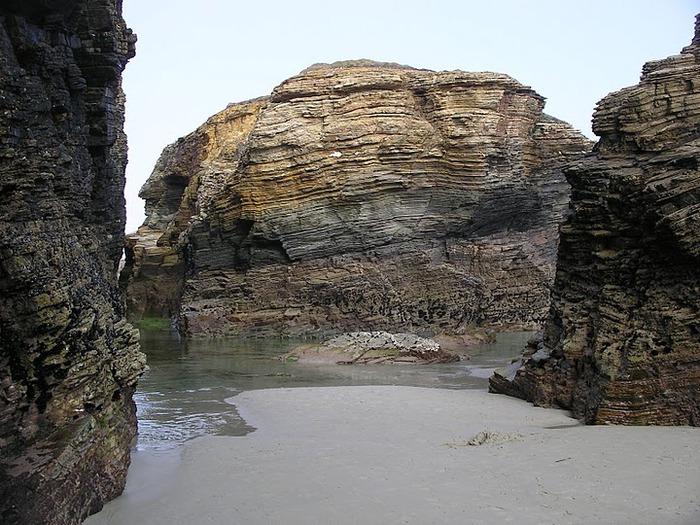 Playa de las catedrales 93341