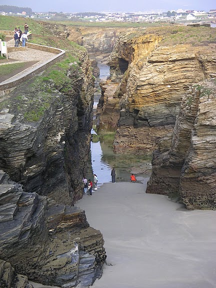 Playa de las catedrales 57541