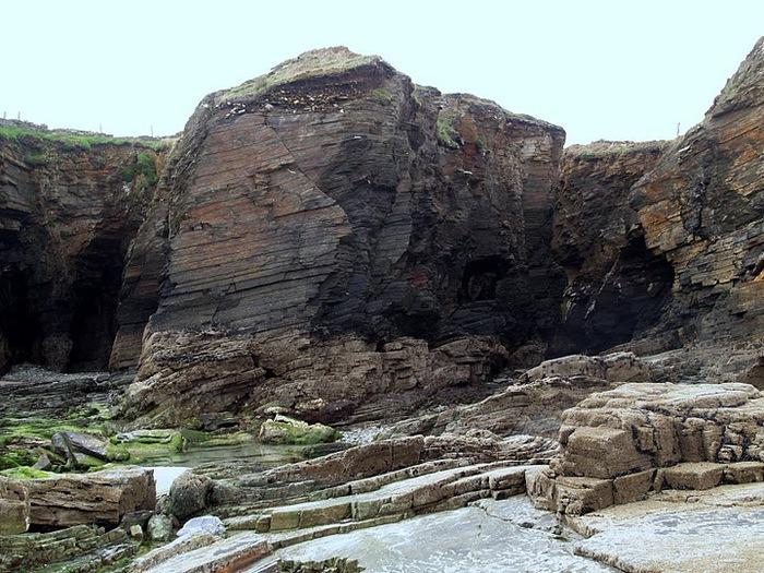 Playa de las catedrales 77378