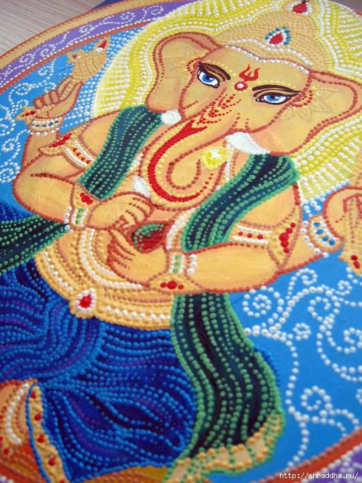 Ganesha акрил