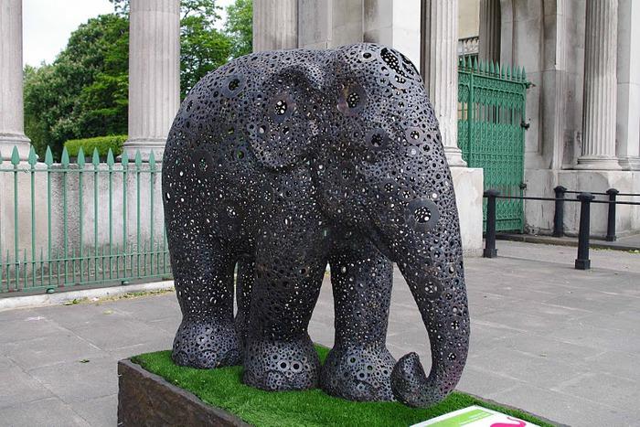 Парад Слонов в Лондоне 2010 78546