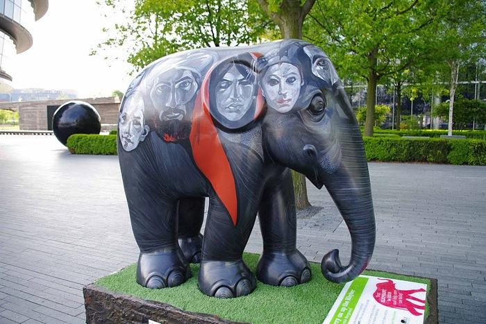 Парад Слонов в Лондоне 2010 84721