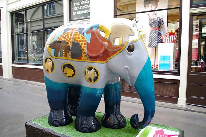 Парад Слонов в Лондоне 2010 43359