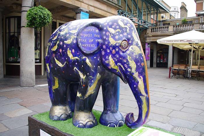 Парад Слонов в Лондоне 2010 13232