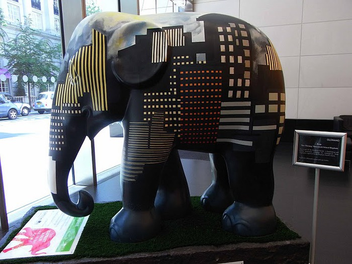 Парад Слонов в Лондоне 2010 97622