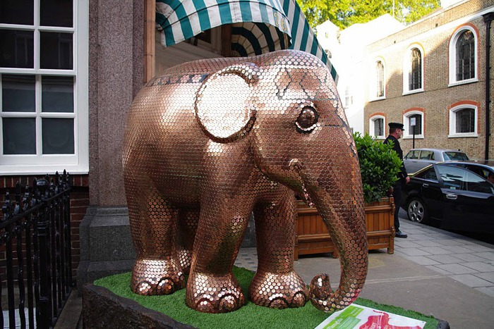 Парад Слонов в Лондоне 2010 59503