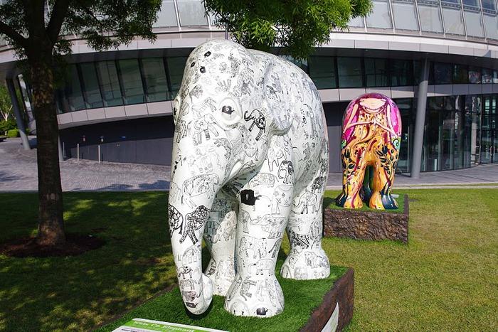 Парад Слонов в Лондоне 2010 74012