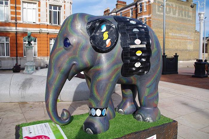 Парад Слонов в Лондоне 2010 92649