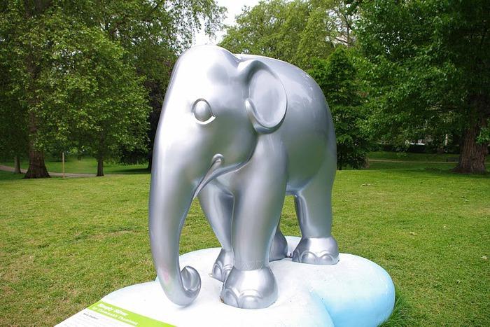 Парад Слонов в Лондоне 2010 57992