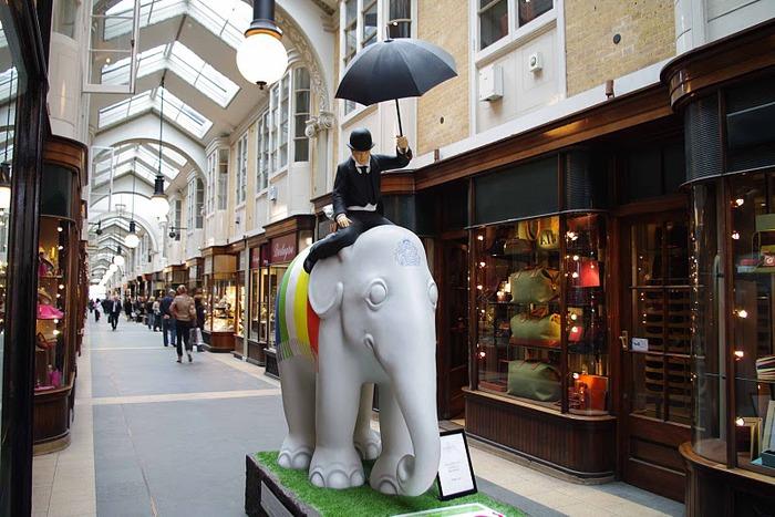 Парад Слонов в Лондоне 2010 16479