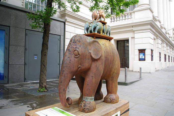 Парад Слонов в Лондоне 2010 39472
