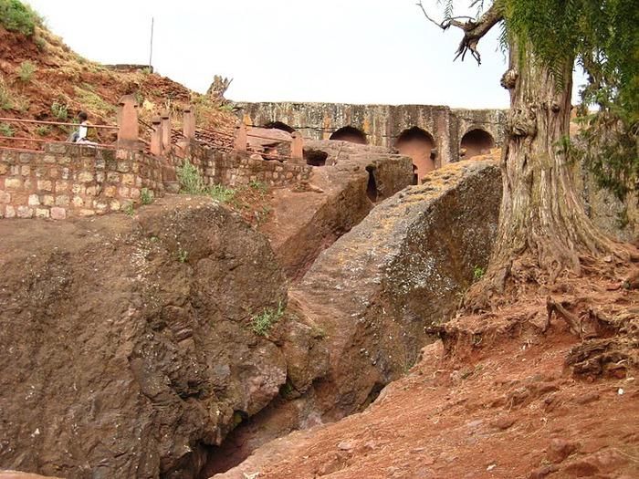 Лалибела — новый Иерусалим 12604