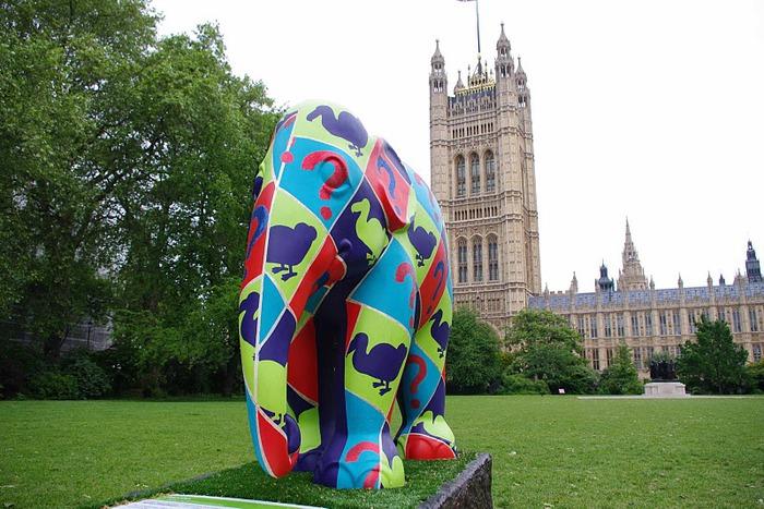 Парад Слонов в Лондоне 2010 83212