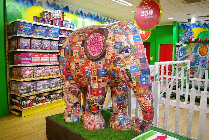 Парад Слонов в Лондоне 2010 65373