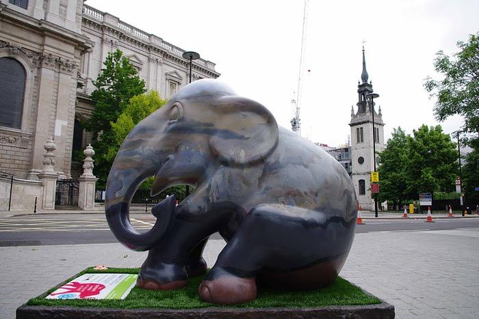 Парад Слонов в Лондоне 2010 16343