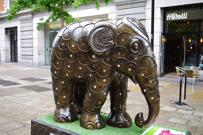 Парад Слонов в Лондоне 2010 49386