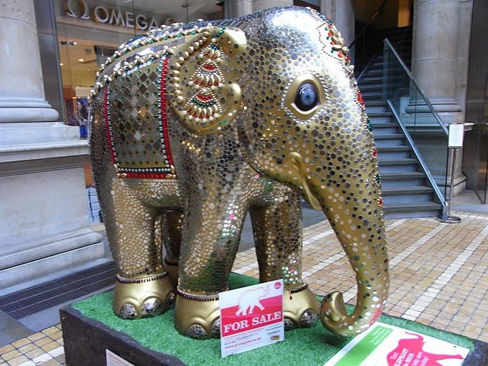 Парад Слонов в Лондоне 2010 59803