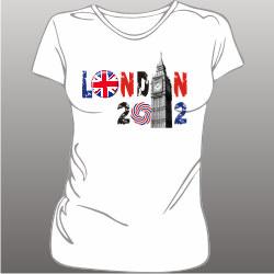 футболка, британский флаг