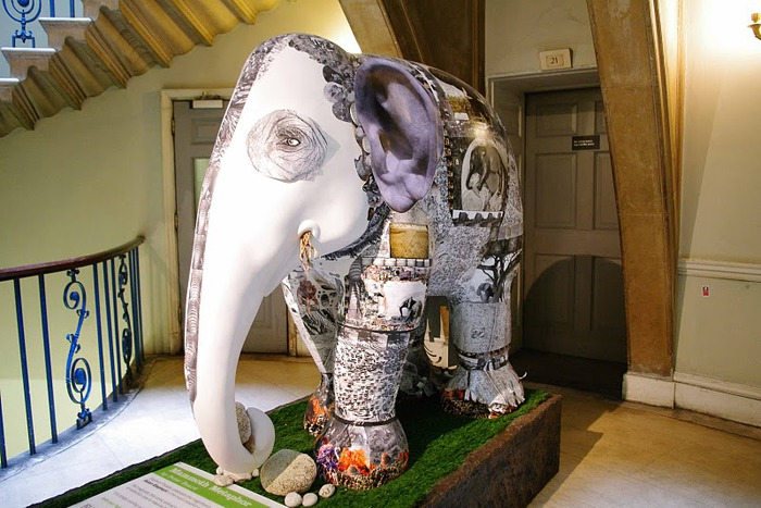 Парад Слонов в Лондоне 2010 59244