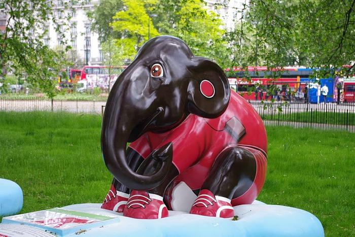 Парад Слонов в Лондоне 2010 80851