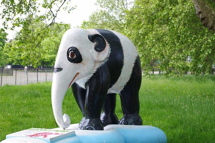 Парад Слонов в Лондоне 2010 91325