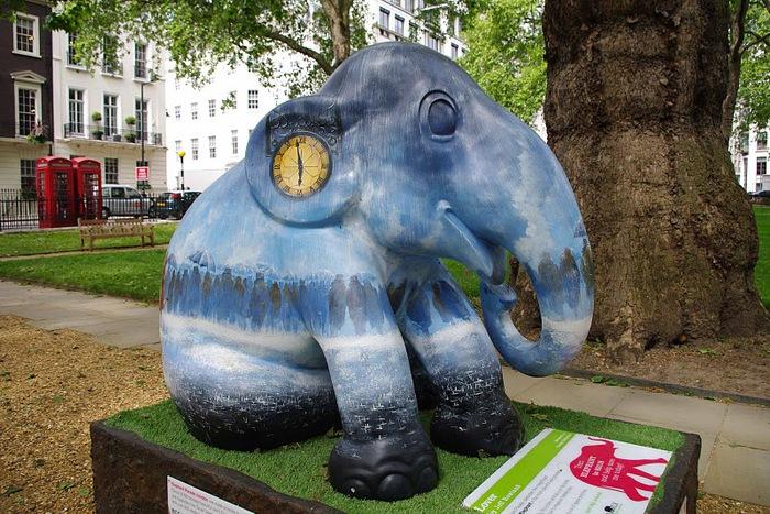 Парад Слонов в Лондоне 2010 58450