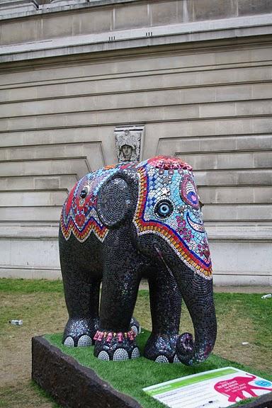 Парад Слонов в Лондоне 2010 36775