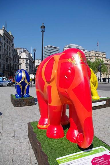 Парад Слонов в Лондоне 2010 28403
