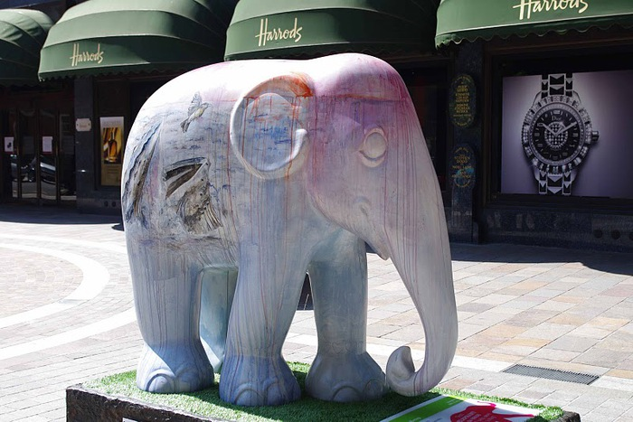 Парад Слонов в Лондоне 2010 56651