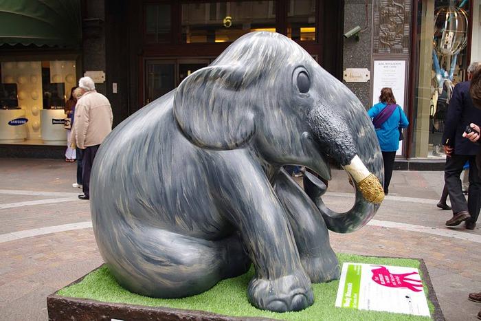 Парад Слонов в Лондоне 2010 21433