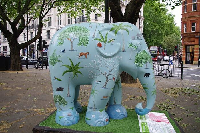 Парад Слонов в Лондоне 2010 88795