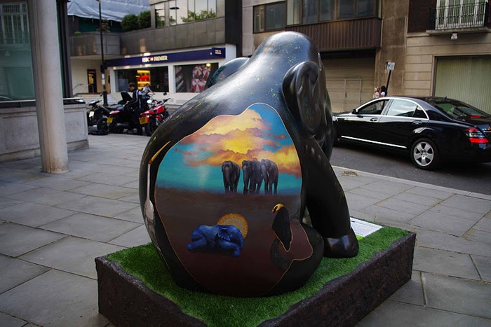 Парад Слонов в Лондоне 2010 74081