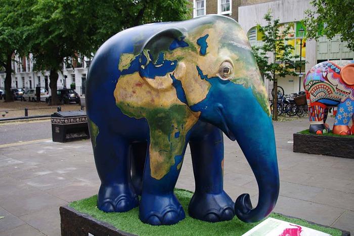 Парад Слонов в Лондоне 2010 52828