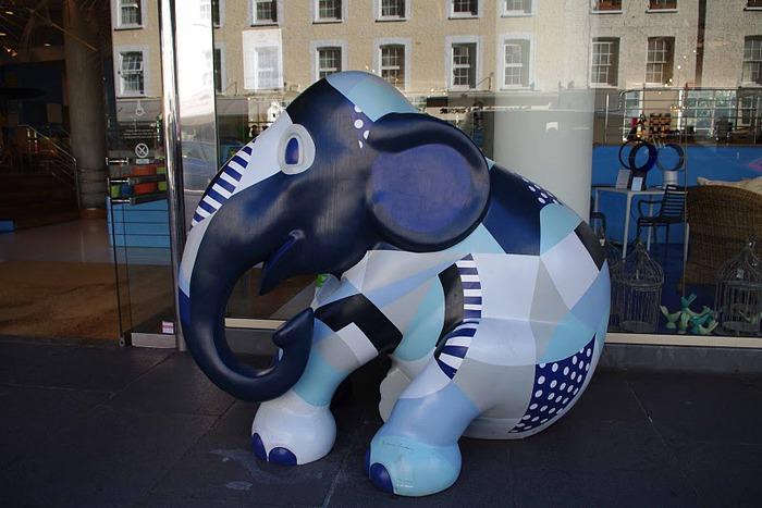 Парад Слонов в Лондоне 2010 60495
