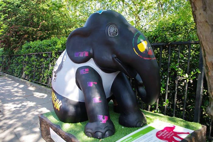 Парад Слонов в Лондоне 2010 59515