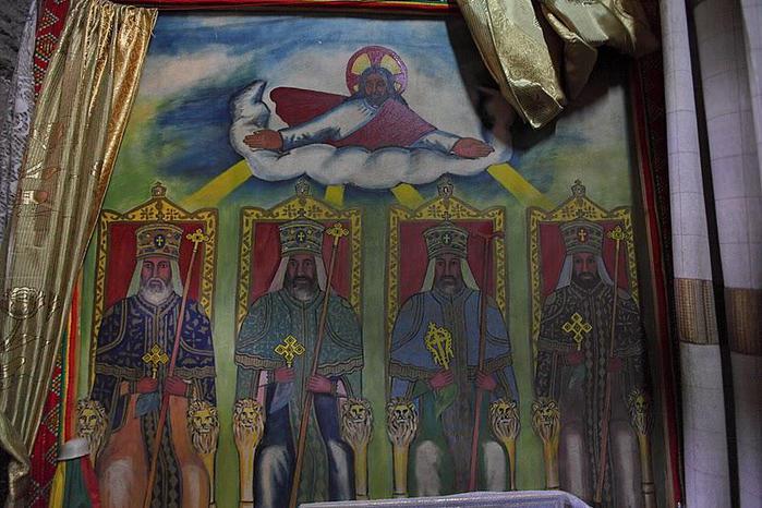 Лалибела — новый Иерусалим 48296