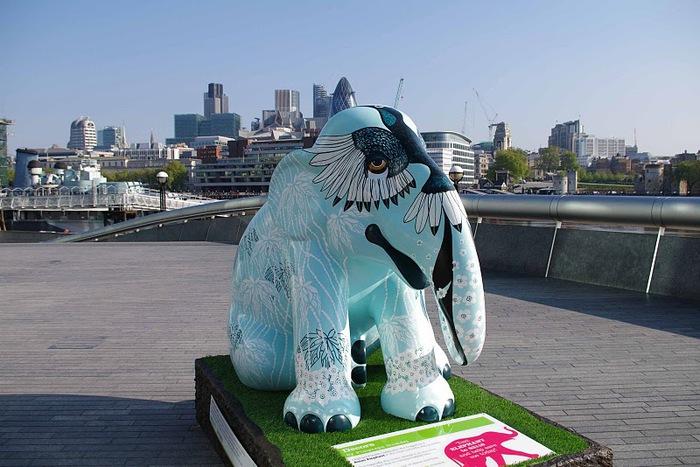 Парад Слонов в Лондоне 2010 88379