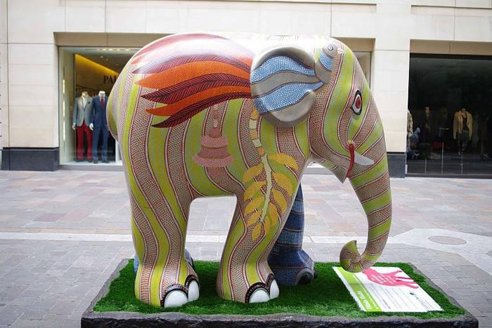 Парад Слонов в Лондоне 2010 84334