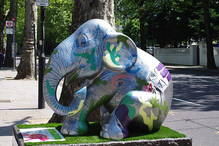 Парад Слонов в Лондоне 2010 51587