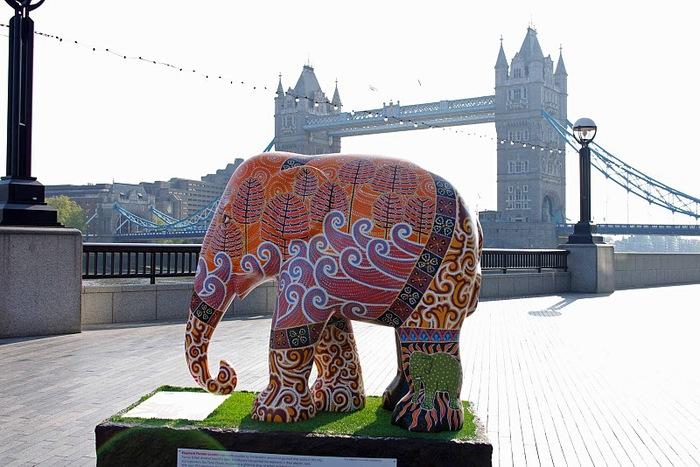 Парад Слонов в Лондоне 2010 89412