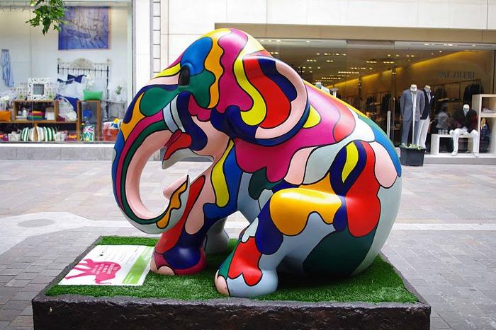 Парад Слонов в Лондоне 2010 65633