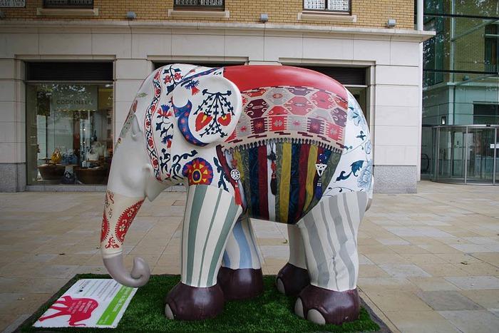 Парад Слонов в Лондоне 2010 28530