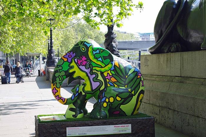 Парад Слонов в Лондоне 2010 31609