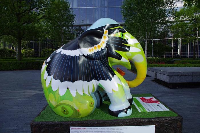 Парад Слонов в Лондоне 2010 20998