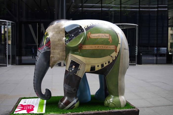 Парад Слонов в Лондоне 2010 78183