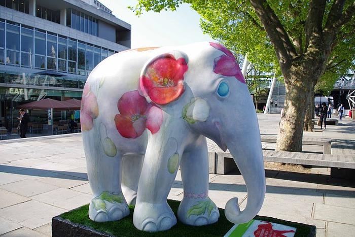 Парад Слонов в Лондоне 2010 11328