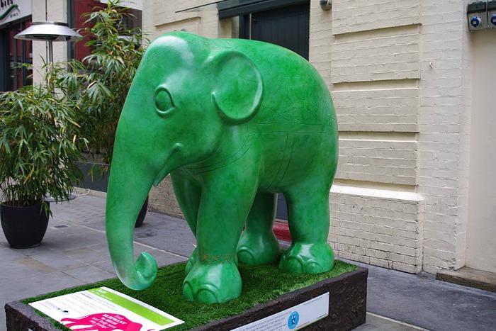 Парад Слонов в Лондоне 2010 99255