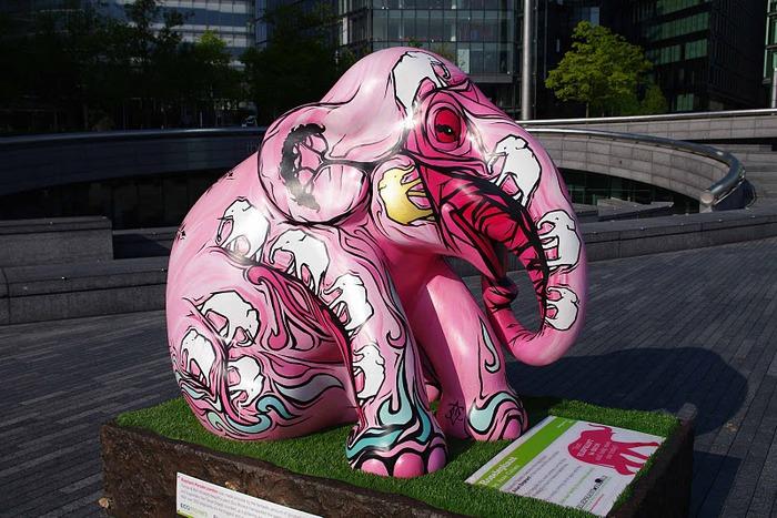 Парад Слонов в Лондоне 2010 48053