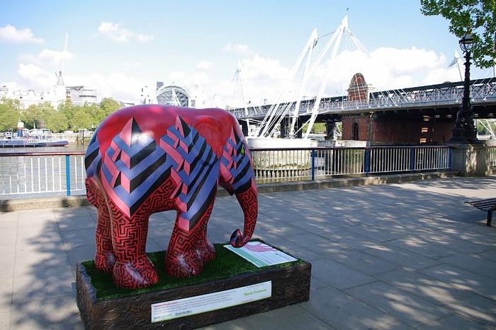Парад Слонов в Лондоне 2010 81657
